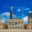 Brandenburg gate — Stock Photo #29864895