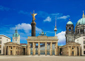 Brandenburger Tor — Stockfoto