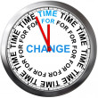 Time for Change — Foto Stock #38077091