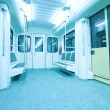 Subway inside — Stock Photo #16643413