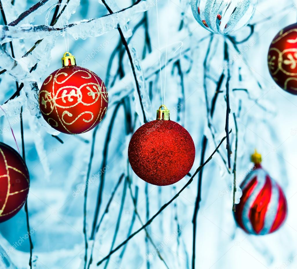 Beautiful Christmas background — Stock Photo #17079239