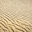Royalty-Free Stock Photo: Puckered texture of sand beach