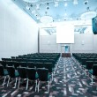 Interior of modern conference hall — Stock Photo #17122979