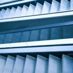 Moving escalators — Stock Photo #25208683