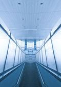 çağdaş havalimanı i̇ç — Stok fotoğraf