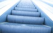 Business escalator — Стоковое фото