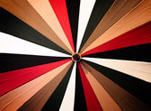 Abstract vintage colorful umbrella — Stock Photo