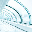 Stock Photo: Transparent hallway