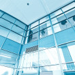 Angle of business building — Stock Photo