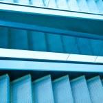 Moving escalators — Stock Photo #25291785