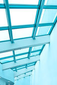 Glass ceiling — Stock Photo