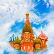 Cathedral of Vasily the Blessed — Stock Photo #25343245