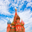 Cathedral of Vasily the Blessed — Stock Photo #25343317