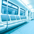 Subway inside — Stock Photo #25346405