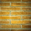 Stock Photo: Grunge brick-wall texture