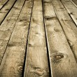 Background of old style wooden floor texture — Stock Photo