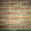 Grunge brick-wall texture — Stock Photo