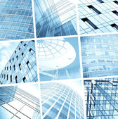 Architectural buildings — Stock Photo