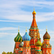 Saint Basil's Cathedral, Moscow, Russia — Stock Photo