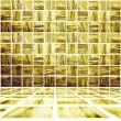 Golden Mosaic Texture — Stock Photo #25381821
