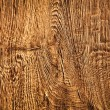 Abstract background of an old wood messy and grungy texture on warm striped veneer with veins — Stock Photo