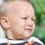 Adorable boy — Stock Photo #25425129