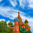 The Most Famous Place In Moscow, Russia — Stock Photo #25428057