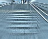 Schody nowoczesne centrum biurowe — Zdjęcie stockowe