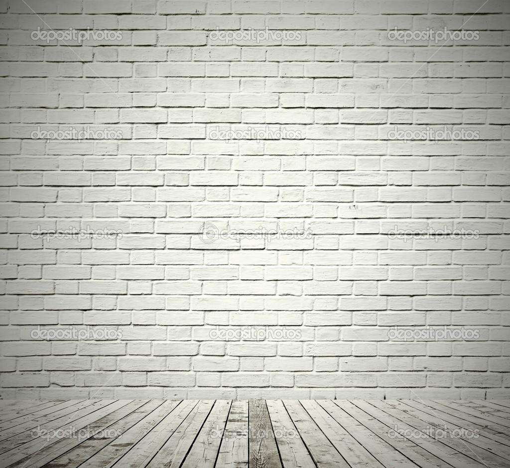 ... en blanco espacio horizontal de sala limpia studio – Imagen de stock