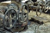 Oil well. — Stock Photo