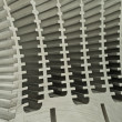 Stock Photo: Close Up Of Heat Sink