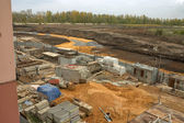 Building site. — Stock Photo