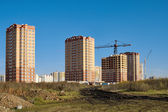New development in Lipetsk. — Stock Photo