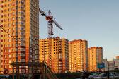 Nouveau développement à lipetsk. — Photo