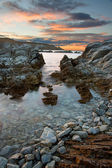 Kaikoura sunrise — Stock Photo