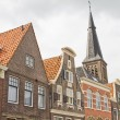 Monnickendam, small village in the Netherlands — Stock Photo #13228056