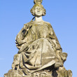 Statue of Lille, Place de la Concorde, Paris — Stock Photo