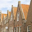 Typical Dutch houses — Stock Photo #13314730