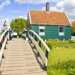Stock Photo: Countryside in Holland