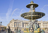 Place de la Concorde, Paris — Foto Stock