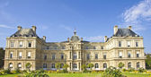 French Senate, Jardin du Luxembourg, Paris — Stock Photo