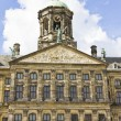 The Royal Palace, Amsterdam — Stock Photo