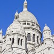 The Sacre-Coeur Basilica, Paris — Stock Photo