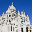 Sacre-Coeur Basilica, Paris, France — Stock Photo