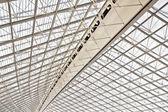 在巴黎,法国戴高乐机场 — 图库照片