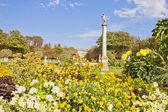 Jardin du luxembourg, paris — Stok fotoğraf