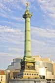 The Place de la Bastille, Paris — Stock Photo