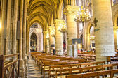 Notre Dame cathedral, Paris, France — Stock Photo