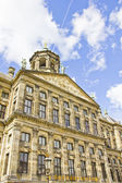 Royal Palace, Amsterdam — Stock Photo