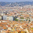 The city of Nice, south of France — Stock Photo